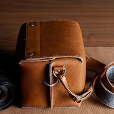 Box Camera Bag by Hard Graft