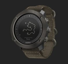 Suunto Traverse Collection - GPS watches for hiking, fishing and hunting with versatile navigation functions and tools for exploring the wilderness.