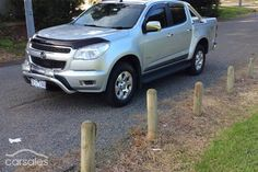 2012 Holden Colorado LTZ RG Cars for sale in VIC - Carsales Mobile