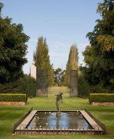 47 Best Paul Bangay Gardens Images Gardens Formal Gardens Garden