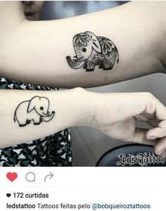 small elephant tattoo ink youqueen girly tattoos elephant tattoos pinterest small. Black Bedroom Furniture Sets. Home Design Ideas