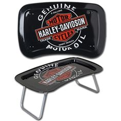 Harley Oil Can Snack Tray