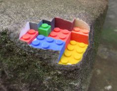 3D printed Lego street art.Join the 3D Printing Conversation: http://www.fuelyourproductdesign.com/