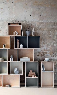 Mal dine møbler: Fra anonyme bokse til smukt design - Boligliv. Idé til krearum.
