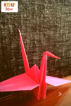 Sadako Sasaki and Paper Origami Cranes Fun Crafts For Kids, Arts And Crafts, 1000 Cranes, The Pursuit Of Happyness, International Symbols, Origami Cranes, Hope Symbol, Origami Design, Lifestyle Group