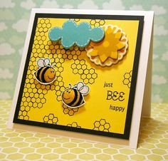3 by Tobi Crawford, via Flickr There She Goes Stamps