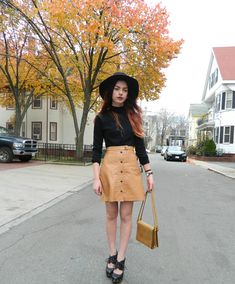 Winter Outfits Under $50! By Mina Brewer, Buffalo Exchange Boston