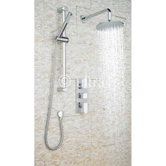 how to clean a bathroom shower head
