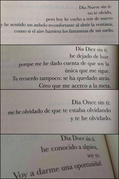 〽️DIAS sin ti. Elvira Sastre