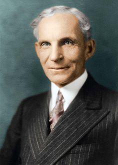 Frases célebres de Henry Ford @♚ Alvaro