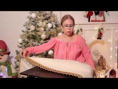 #DIY Navidad: Decorar tu casa con este camino de mesa. - YouTube Primitive Doll Patterns, Youtube, Diy, Women, Christmas Ideas, Fashion, Tote Bags, Sombreros, Craft Videos