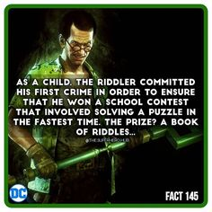 Riddler - Visit to grab an amazing super hero shirt now on sale!