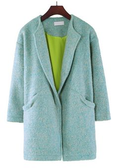 gorgeous color for a wool coat +++++