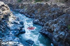 Cozy lodges and Class II-IV river rapids are yours for the taking on the Rogue River 3-4 day trips! #rafting #Oregon #river