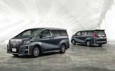 New 2017 Toyota Alphard Hybrid  - http://www.carmodels2017.com/2015/11/05/new-2017-toyota-alphard-hybrid/