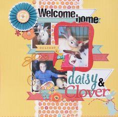 Welcome Home - Scrapbook.com