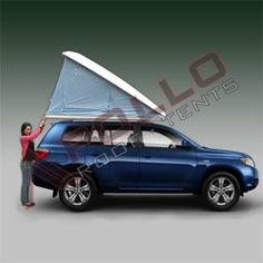 APOLLO1 FIBERGLASS CAR TOP ROOF TENT u0026 CAMPER & 1994 Ford Ranger XL Longbed 4x4 flush with roof tent Off-road ...