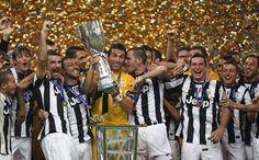 Juventus, Supercoppa 2012 champion