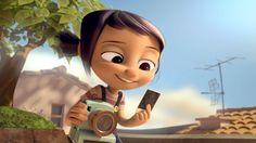 Last Shot : Un touchant court métrage pour tous les amoureux de photographie via @https://fr.pinterest.com/cheeky3D/
