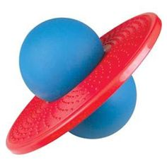 Pogo Ball my brother and I would bounce for hours