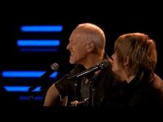 """The Voice - Terry McDermott and Peter Frampton """"Baby I Love Your Way"""" The Voice USA Final Show"""