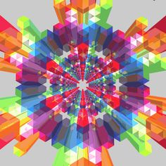 hexeosis - fer1972: Psychedelic GIF's by hexeosis (Artist...