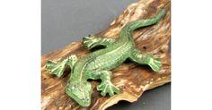 #tosimplyshop Set of Two Gecko Figures #gifts #homedecor #gardendecor #decor #home #garden #shopping