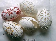 Kraslice, Veľkonočné dekorácie