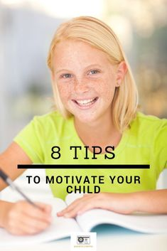 "Are you a parent who resorts to ""bribing"" your kids to get them to do their chores, get better grades, and hustle at practices? Find out how rewarding our kids with external rewards (money, video games, etc) can actually backfire. Read the article for 8 ways to develop intrinsic (internal) motivation in your kids instead! Parenting 