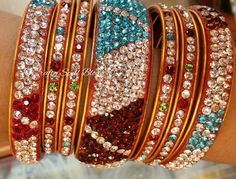 trying bangles