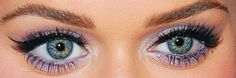 katy perry eyes, perfect eyeliner wing