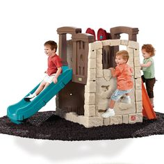 """Step2 Naturally Playful Woodland Climber(Colors/Styles Vary) - Step2 - Toys """"R"""" Us"""
