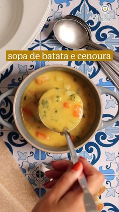 Vegetarian Recipes, Healthy Recipes, Good Food, Yummy Food, Homemade Soup, Vegan Foods, Diy Food, Food Network Recipes, Food Videos