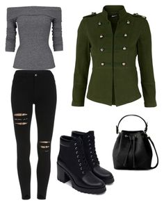 """autumn #17"" by tinylandaas-1 ❤ liked on Polyvore featuring moda, Milly e Zara"