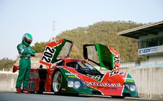 Mazda 787B returns to LeMans (500×312)