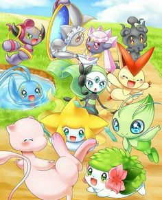 All the pixie pokemon Baby Pokemon, Pokemon Alola, Pokemon Tattoo, Pokemon Fan Art, Pikachu Pikachu, Pokemon Memes, Ninetales Pokemon, Mew And Mewtwo, Pokemon Backgrounds