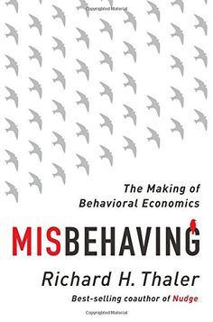 Misbehaving: The Making of Behavioral Economics by Richard H. Thaler http://www.amazon.com/dp/0393080943/ref=cm_sw_r_pi_dp_2Tdzwb0EQFP05