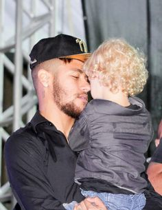 This is so cute👔😘😘😻😻😻 Neymar Jr, Good Soccer Players, Football Players, Love You Babe, My Love, Best Player, Girls Dream, Fc Barcelona, Little Boys