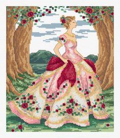 Maria Diaz Designs: Rose