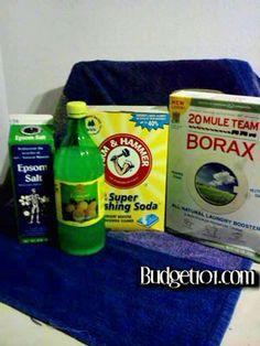 Budget101.com - - Homemade Dishwasher pellets | Make Your Own Dish Detergents | Tips-n-Tricks Kitchen