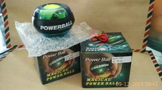 Power Ball for Sports and Musician for Fast Response WA.08161115220