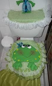 Resultado de imagen para juegos de baño en fieltro