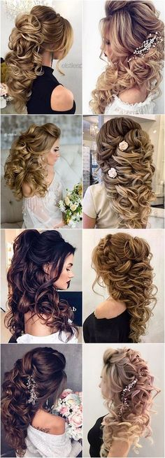 Captivating Steps Plan For Perfect Wedding Hairstyle Ideas. Extraordinary Steps Plan For Perfect Wedding Hairstyle Ideas. Bride Hairstyles, Pretty Hairstyles, Straight Hairstyles, Hairstyle Wedding, Hairstyle Ideas, Glamorous Hairstyles, Amazing Hairstyles, Updo Hairstyle, Wedding Hair And Makeup