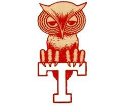 The 60's version of the Temple Owl.