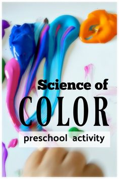 Explore the science of color with this simple painting activity. Kids can mix paint colors to observe the results while creating patterns and designs. #kidsart #handsonlearning Mixing Paint Colors, Color Mixing, Painting Activities, Hands On Learning, Preschool Science, Easy Paintings, Color Patterns, Art For Kids, Crafts For Kids