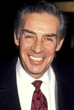"""Jerry Orbach ~ Best remembered for his twelve year run as Detective Lenny Briscoe on """"Law & Order"""" Orbach was also a legend of the stage with celebrated Broadway roles in """"Guys and Dolls"""" """"Chicago"""" and """"Promises, Promises"""" for which he won a Tony Award. Tv Actors, Celebrities, American Actors, Favorite Celebrities, Hollywood Star, People, Famous People, Hooray For Hollywood, Singer"""