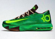 Nike KD VI Bamboo