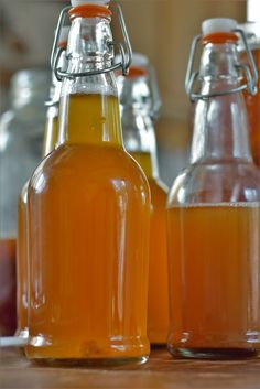 Two Tips for Carbonated Plain Kombucha