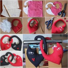 How to Make Couple Cat Plush Toys DIY Tutorial | iCreativeIdeas.com Follow Us on Facebook --> https://www.facebook.com/iCreativeIdeas