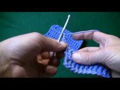 How To Triple Crochet: Left Handed Left-handed crochet tutorial. Very easy inst. How To Triple Crochet: Left Handed Left-handed crochet tutorial. Very easy inst… How To Triple Cr Crochet Kids Scarf, Crochet Crowd, All Free Crochet, Crochet Yarn, Hand Crochet, How To Triple Crochet, Triple Crochet Stitch, Learn To Crochet, Single Crochet